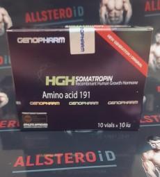 Genopharm Somatropin 191 (сухой) - ЦЕНА ЗА 100ед
