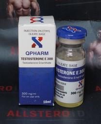 QPHARM TESTOSTERONE E300 - ЦЕНА ЗА 10МЛ