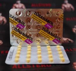 Туринабол (Balkan Pharma)
