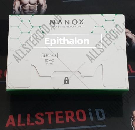 EPITHALON 10mg/vial - ЦЕНА ЗА 5 ВИАЛ