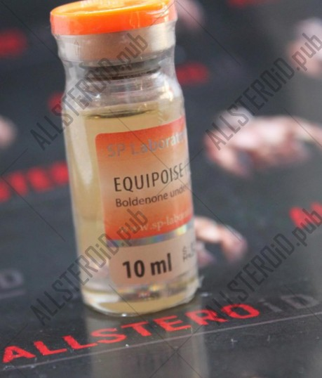 Equipoise 400 mg (SP labs)