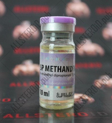 Methandriol Dipropionate 75 (SP labs)