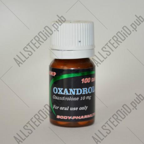 Oxandrolon 10 mg (Body Pharm)