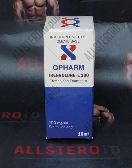 QPHARM TRENBOLONE E200 - ЦЕНА ЗА 10МЛ