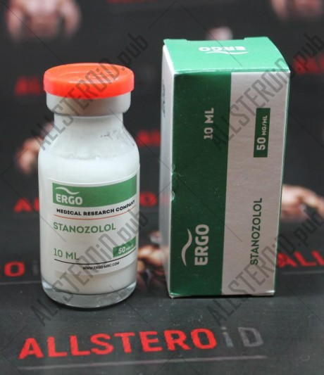 Станозолол инъекционный (ERGO)