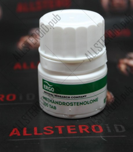 Метандростенолон (Ergo)