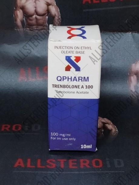 QPHARM TRENBOLONE A100 - ЦЕНА ЗА 10МЛ