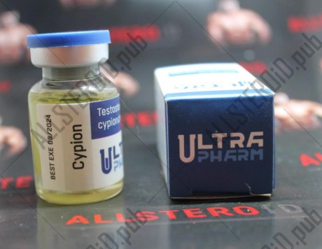 Testosterone Cypionate 250 от Ultra Pharm