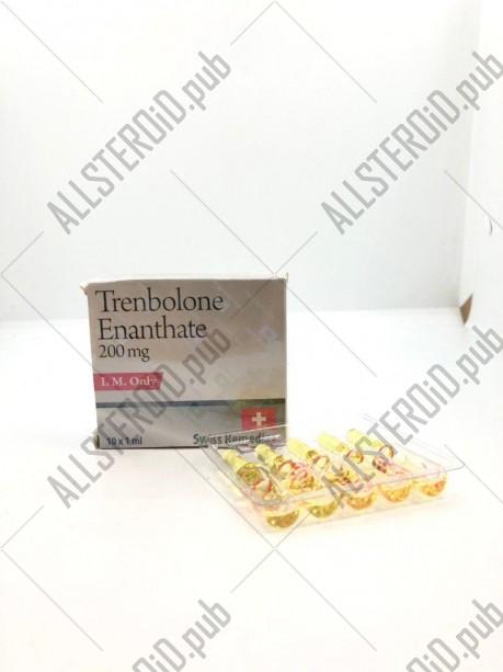 Тренболон Энантат 200 (Swiss Remedies)
