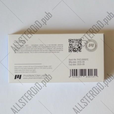 Clomos 50 mg (PharmaCom)