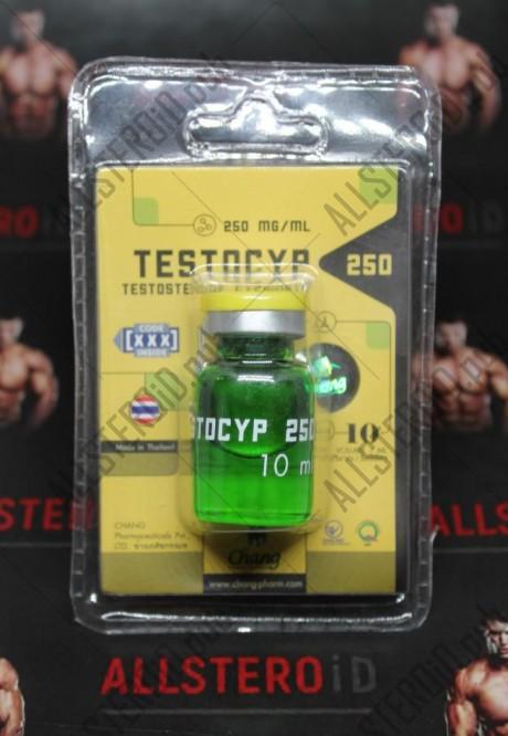 TestoCyp (Chang)